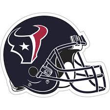 Houston Texans Flags Houston Texans Vinyl Magnet Set Helmet Logo