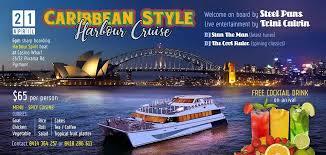 sydney harbour cruise caribbean style sydney harbour cruise harbourside cruises