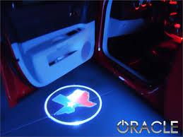 srt led door projector courtesy puddle logo lights mr kustom