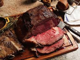 thanksgiving roast beef recipe perfect prime rib with red wine jus recipe serious eats