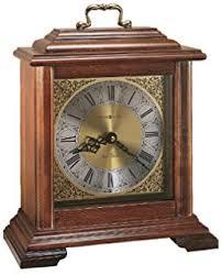 amazon com howard miller 635 146 arendal mantel clock home u0026 kitchen