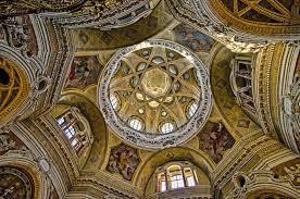 cupola di san lorenzo torino decorazioni della cupola della real chiesa di san lorenzo flickr