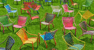 Patio Chair Strap Replacement Exciting Vinyl Strap Colors For Summer 2016 The Southern Company