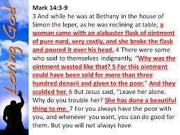 His And Her Flasks Mark 14 3 9 3 And While He Was At Bethany In The House Of Simon