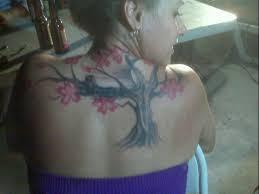 blossom tree cover up
