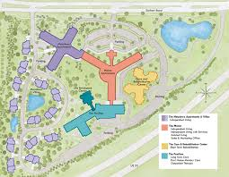 Map Of Ann Arbor Michigan Virtual Tour U0026 Campus Map U2013 Glacier Hills Senior Living Community