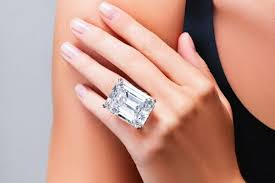 engagement rings 100 door design big emerald cut engagement rings unveil your wedding