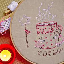 hygge diy christmas gifts hand embroidery patterns christmas