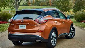 nissan murano trunk space new 2015 nissan murano review with price specs and photo gallery
