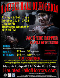 halloween festivities for scary or family fun in fort bragg