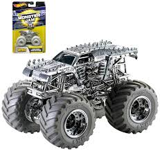 monster truck show today amazon com wheels monster jam 25th anniversary collection max