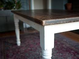 stained table top painted legs adorable dining table white legs wooden top stain top of my table