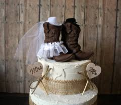 cowboy wedding cake toppers best of etsy wedding cake toppers the best wedding ideas