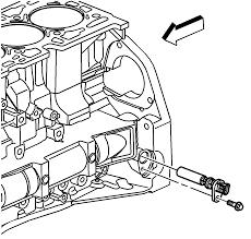 2001 silverado 1500 service manual repair instructions crankshaft position sensor replacement