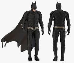 3d model batman dark knight cgtrader