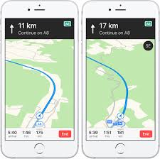 Navigation Map How To Use Your Iphone U0027s Compass With Apple Maps