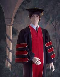 doctoral graduation gown cap and gown direct academic regalia and doctoral gowns