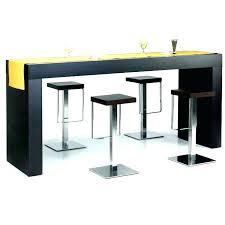 table de cuisine haute pas cher table haute alinea ilot central cuisine alinea table de table haute