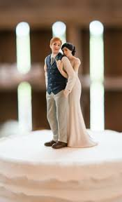 customized wedding cake toppers this football cake topper is to top your groom s cake