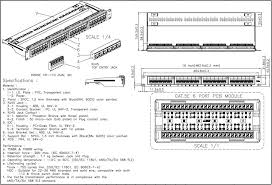 krone patch panel wiring diagram krone wiring diagrams collection