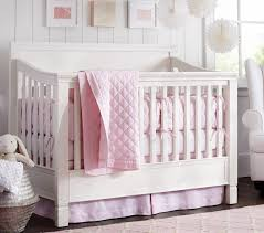 Pottery Barn Kits Larkin 3 In 1 Convertible Cot Pottery Barn Kids