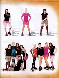 www sourpussclothing com roller derby fashion 5 on 5 magazine