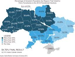 Map Of Ukraine And Crimea 10 Maps That Explain Ukraine U0027s Struggle For Independence