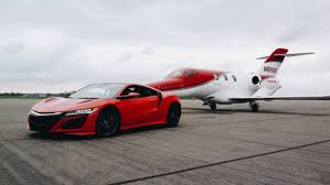 honda supercar honda u0027s crown jewels a look at the hondajet and the acura nsx