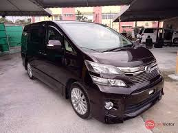 lexus vellfire price 2012 toyota vellfire for sale in malaysia for rm180 000 mymotor