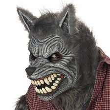 Werewolf Halloween Costume Amazon California Costumes Men U0027s Gray Lycan Vampire Werewolf