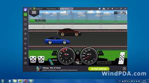 pixel car pixel car racer на компьютер скачать бесплатно