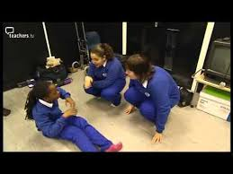 teachers tv building the basics in drama lessons youtube