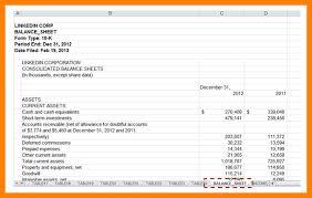 Consolidated Balance Sheet Template 8 Balance Sheet Excel Format Free Dialysis