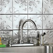 Backsplash Tile For Kitchen Peel And Stick by Interior Amazing Self Stick Backsplash Decorative Tiles For