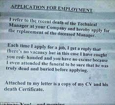 baffled employers share pictures of the worst cvs they u0027ve received