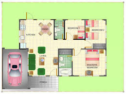 Shining Ideas House Design In The Philippines With Floor Plan 1