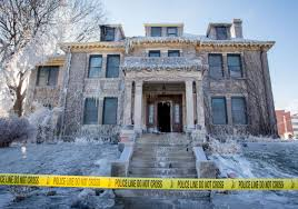 old metz mansion site will get new life as 24 unit apartment