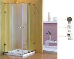 Bathroom Shower Door Seals 15 Mm 004 Glass Shower Door Seal Plastic Sealing Shower