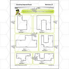 compound shapes area and perimeter ks2 complete series
