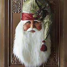 Christmas Yard Decorations Frontgate by Rustic Santa 219 99 Merry Christmas Pinterest