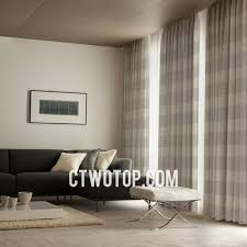 Country Plaid Curtains Beautiful Country Living Room Beige And Light Blue Plaid Curtains