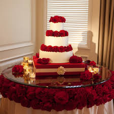 table decorations with candles and flowers wedding cakes ideas elegant cake table decoration matched with