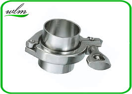 iso 2852 sanitary stainless steel tri clamp fittings clamp pipe