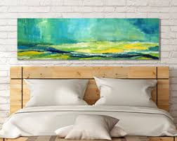 Art For Bedroom Original Abstract Landscape Wall Art And Gifts By Debbyneal