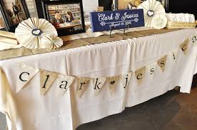 decorating have a prettier table using burlap table runner ideas