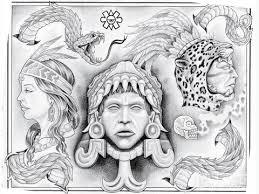 tattoo designs sketches u0026 ideas aztec tattoos youtube