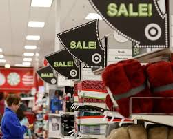 u s crowds up slightly on black friday sales jump