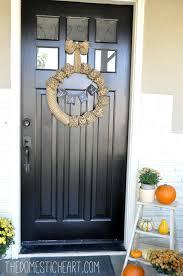 front door update with modern masters front door paint