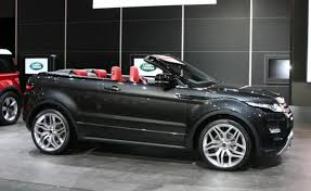 land rover convertible 4 door 2015 land rover range rover evoque convertible information and