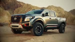 titan nissan 2016 nissan titan warrior concept pro pickup u0026 4x4